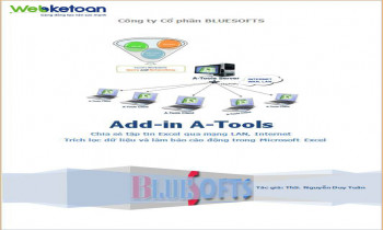 Giới thiệu công cụ ADD-IN A-TOOL trong excel