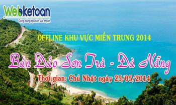 Chương trình offline khu vực Miền Trung 2014