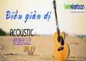 "Acoustic Guitar II chủ đề ""Điều giản dị"""