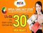 Ưu đãi mùa Quyết toán khi mua phần mềm kế toán MISA SME.NET 2015