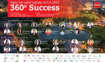 Ngày hội nghề nghiệp ACCA – 360° Success
