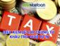 Điều kiện, thủ tục để cấp chứng từ khấu trừ thuế tự in