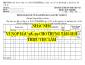 Thông báo về việc nộp mẫu 28, 29 cho Trung tâm giới thiệu việc làm