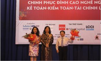 Buổi giới thiệu cuộc thi Chinh phục Đỉnh cao Nghề nghiệp tại trường ĐH Mở, ĐH Văn Lang và ĐH Tài chính – Marketing