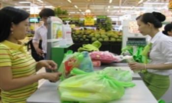 Bộ Tài chính đề xuất hoàn lại tiền thuế BVMT đối với mặt hàng túi nilông
