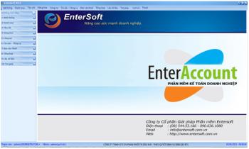 Thư mời tập huấn và tặng Licence miễn phí phần mềm kế toán EnterAccount.