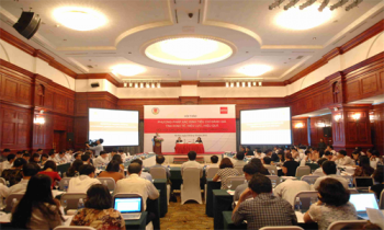 """Hội thảo """"Phương pháp xác định tiêu chí đánh giá tính kinh tế, hiệu lực, hiệu quả đối với các đơn vị quản lý tài chính công"""""""