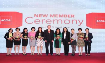 ACCA chào đón 130 hội viên mới