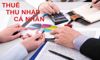Công ty trực tiếp chi trả tiền lương cho người lao động tại Chi nhánh (đơn vị hạch toán phụ thuộc) thì chịu trách nhiệm khai thuế TNCN