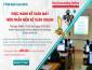 Đào tạo thực hành miễn phí kế toán máy trên phần mềm kế toán online tại Phú Thọ