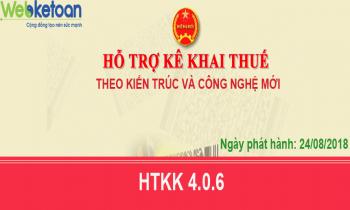 Triển khai ứng dụng HTKK theo kiến trúc và công nghệ mới