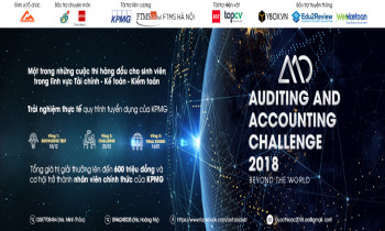 "Auditing and Accounting Challenge 2018 – ""Beyond the world"""