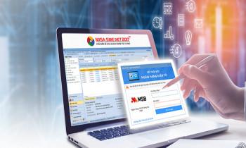 Tích hợp Internet banking trên phần mềm kế toán, NH gỡ gánh nặng cho Doanh nghiệp
