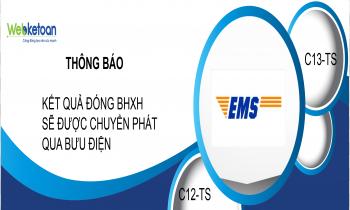 Thông báo kết quả đóng BHXH sẽ được chuyển phát qua bưu điện bắt đầu từ năm 2019