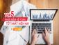 Top 5 phần mềm kế toán tốt nhất hiện nay