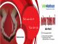 Tham gia hiến máu nhân đạo, một hành động đẹp của người dân Việt Nam cùng với Webketoan