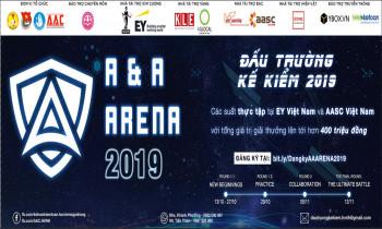 Đấu trường Kế  kiểm – A&A Arena 2019 chính thức quay trở lại