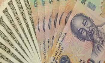 Tỷ giá hạch toán ngoại tệ tháng 4/2020