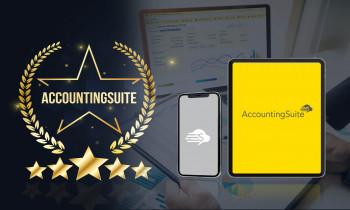 """Giải pháp AccountingSuite chiến thắng với giải thưởng: """"Giải pháp kế toán có công nghệ đột phá nhất"""" bởi CPA Practice Advisor"""