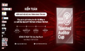 Phát động cuộc thi Kiểm toán viên tài năng – Talented Auditor Cup 2020