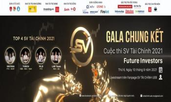 Gala chung kết SV Tài chính 2021 – đêm tỏa sáng của những nhà đầu tư tương lai!