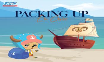 Chân dung Kiểm toán viên tương lai t.PFA – Era Cruise: Packing Up