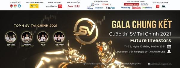 Gala chung kết cuộc thi SV Tài chính 2021